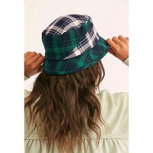 d76a09d659b5d3 Free People Accessories | Kangol Plaid Bucket Hat | Poshmark